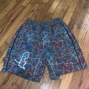 Lululemon men rare pace breaker shorts